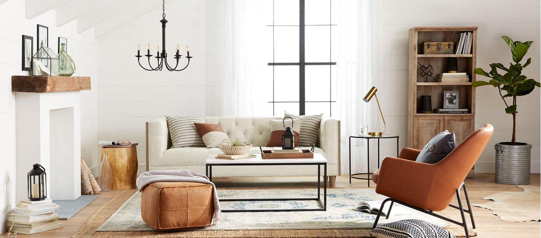 12 Luxe Living Room Essentials Under 100 Active Furniture