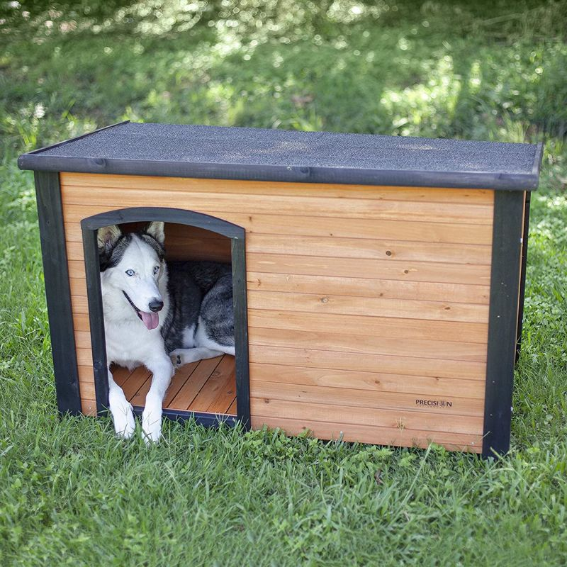 Petmate Precision Extreme Outback Log Cabin 1